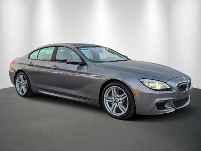 Certified 2017 BMW 640i Gran Coupe xDrive - 532436708