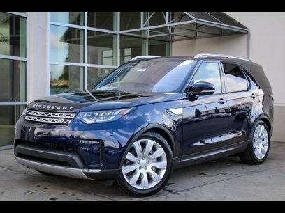 New 2020 Land Rover Discovery HSE Luxury - 528162283