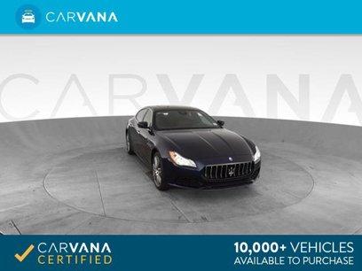 Used 2017 Maserati Quattroporte S Q4 - 549299201