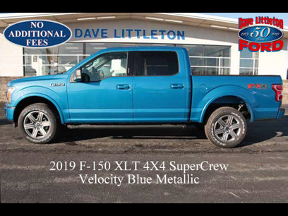 New Ford F150 >> New Ford F150 For Sale Autotrader