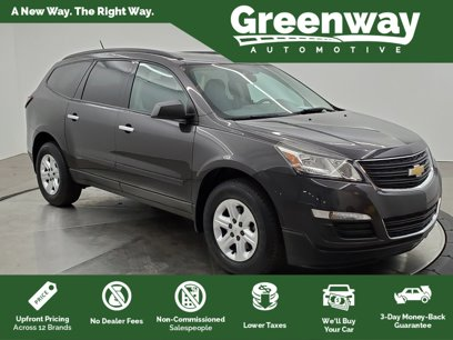 Used 2016 Chevrolet Traverse FWD LS - 546317296