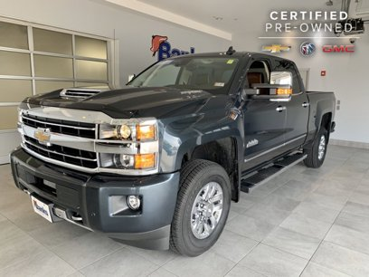 Certified 2019 Chevrolet Silverado 3500 4x4 Crew Cab High Country - 525162724