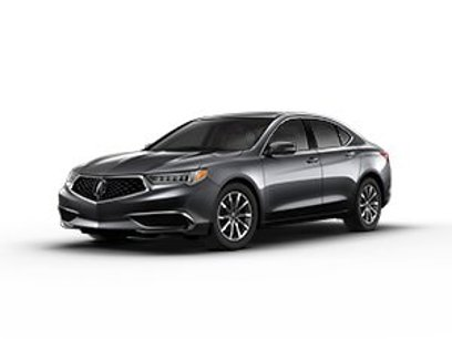 Certified 2018 Acura TLX w/ Technology Package - 602718553