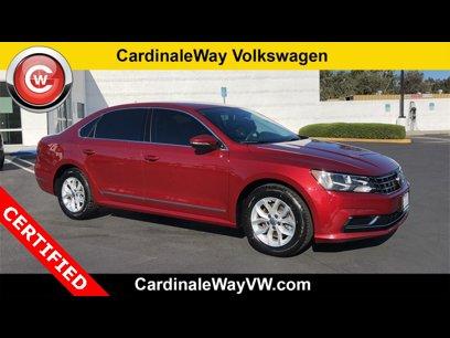 Certified 2017 Volkswagen Passat 1.8T S - 538047440