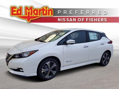 New 2019 Nissan Leaf Plus - 535880474