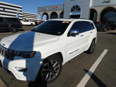 Used 2017 Jeep Grand Cherokee Overland - 545154658