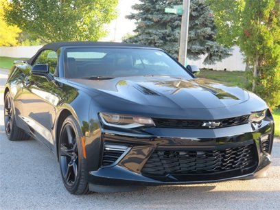 Certified 2017 Chevrolet Camaro SS Convertible w/ 2SS - 529653590