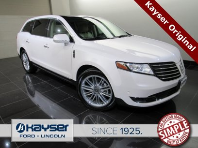 Used 2019 Lincoln MKT AWD - 486823148