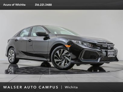 Used 2017 Honda Civic LX Hatchback - 542634910