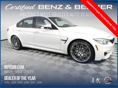 Used 2017 BMW M3 - 520792651