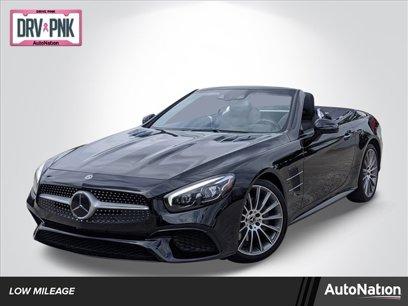 Certified 2019 Mercedes-Benz SL 450 - 547559714