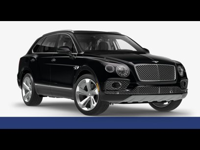 Certified 2017 Bentley Bentayga - 544167848