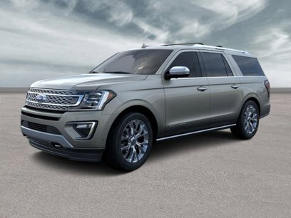 New 2019 Ford Expedition Max 4WD Platinum - 530846835