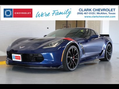 Used 2017 Chevrolet Corvette Grand Sport Coupe w/ 2LT - 541582612