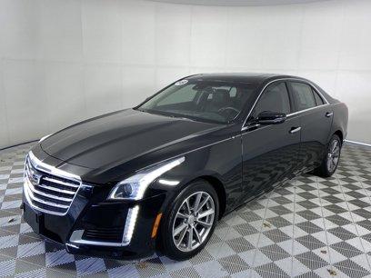 Certified 2018 Cadillac CTS Luxury Sedan - 543454273