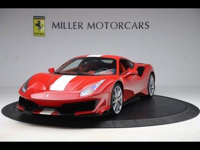 Certified 2019 Ferrari 488 Pista Coupe - 538446751