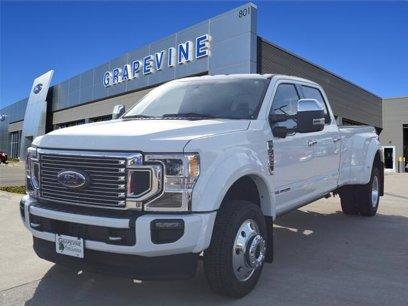 New 2020 Ford F450 Platinum - 539458807