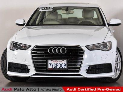 Certified 2017 Audi A6 2.0T Premium Plus quattro - 543265699