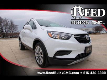 Certified 2018 Buick Encore FWD Preferred - 543098273