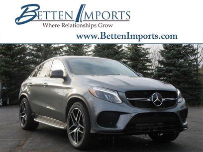 New 2019 Mercedes-Benz GLE 43 AMG 4MATIC Coupe - 523296015