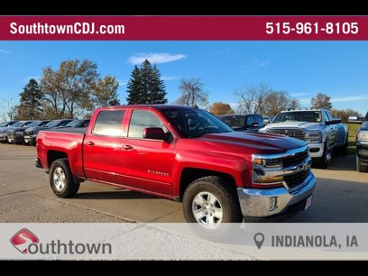 Used 2018 Chevrolet Silverado 1500 LT - 566582016