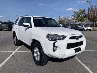 Used 2017 Toyota 4Runner SR5 - 567374345