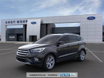 New 2019 Ford Escape 4WD Titanium - 498104372