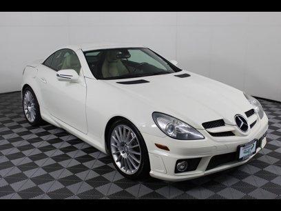 Used 2011 Mercedes-Benz SLK 300 - 606847760