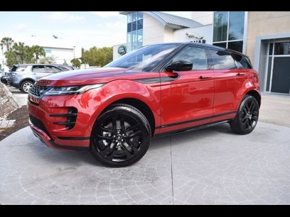 New 2020 Land Rover Range Rover Evoque HSE - 542455096