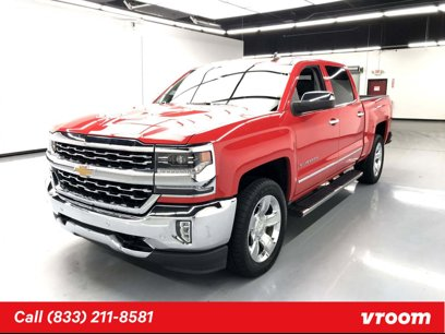 Used 2018 Chevrolet Silverado 1500 LTZ - 542855745