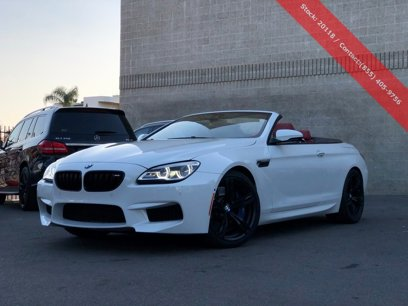 Used 2017 BMW M6 Convertible - 541298819