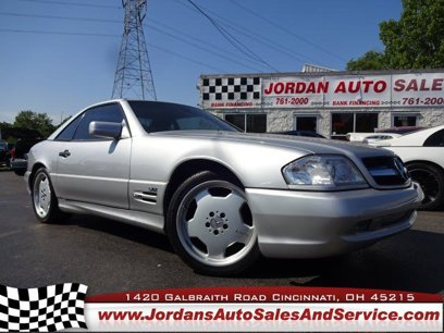 Used 1998 Mercedes-Benz SL 600 - 466752217