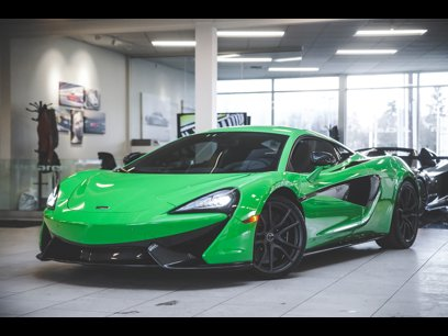 Used 2016 McLaren 570S Coupe - 507048335