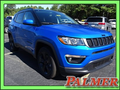 New 2020 Jeep Compass FWD Latitude - 532163735