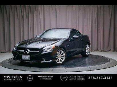 Certified 2018 Mercedes-Benz SLC 300 - 566883989