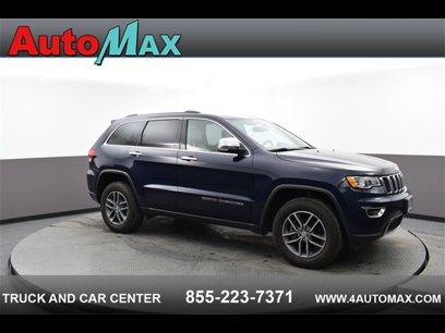 Used 2017 Jeep Grand Cherokee 4WD Limited - 543392594