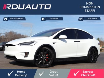 Used 2017 Tesla Model X P100D - 539623837