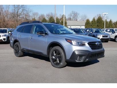 New 2020 Subaru Outback Onyx Edition XT - 541699036