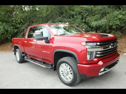 New 2020 Chevrolet Silverado 2500 4x4 Crew Cab High Country - 528848768