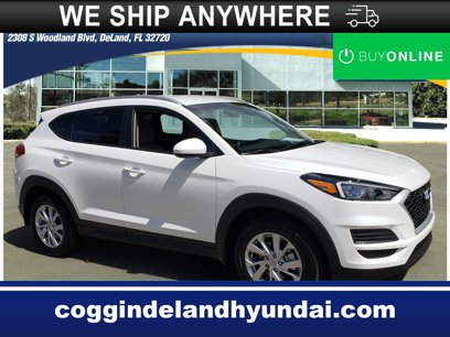 Certified 2020 Hyundai Tucson Value - 548323580