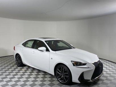 New 2020 Lexus IS 300 F Sport - 541539551