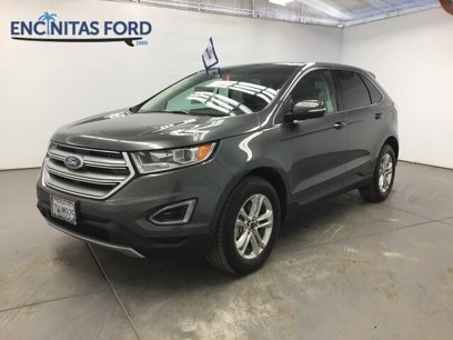 Certified 2017 Ford Edge FWD SEL - 545548407
