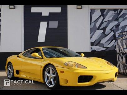 Used 2002 Ferrari 360 Modena - 526025701