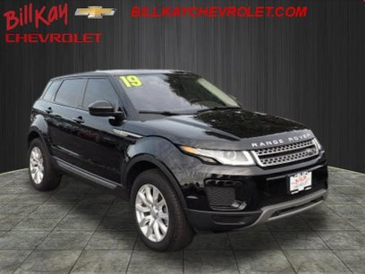 Land Rover Chicago >> Land Rover Range Rover Evoque For Sale In Chicago Il