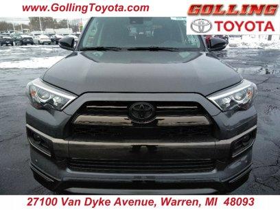 New 2020 Toyota 4Runner 4WD - 534305511