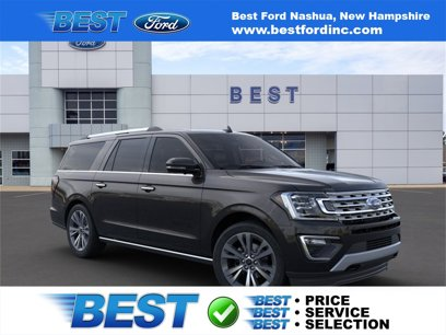 New 2020 Ford Expedition Max 4WD Limited - 542310599