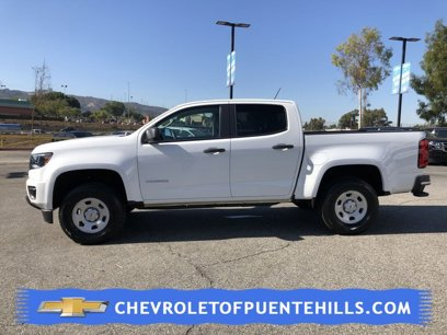 Used 2018 Chevrolet Colorado 2WD Crew Cab W/T - 565509078