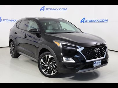 New 2020 Hyundai Tucson Sport - 528636878