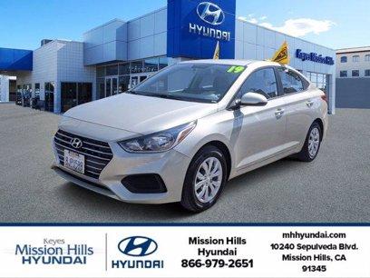 Certified 2019 Hyundai Accent - 564080656