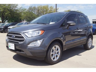 New 2020 Ford EcoSport FWD SE - 548222826